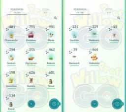 Pokemon Go Shiny - Brilhante - Diversos disponíveis