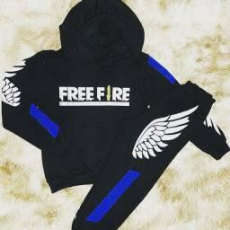 CONJUNTOS FREE FIRE!!!
