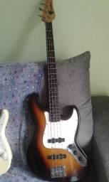 Baixo Whashburn Lion Jazz Bass