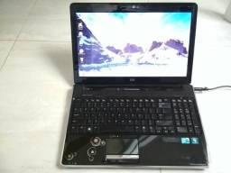 Notebook HP Pavilion DV1355DX Intel 2.2Ghz 4Gb DDR2 HD500Gb Tela15,5 Led