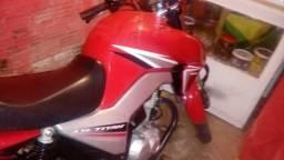 Moto Honda 160 - 2016