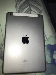Vendo iPad Air semi-novo, 4G