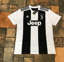 Camisa Juventus Personalizada CR7