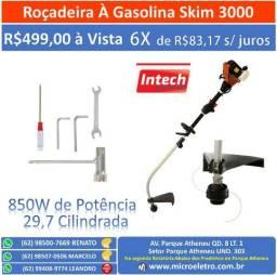 Roçadeira À Gasolina Skim 3000