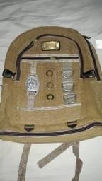 bolsa de lona