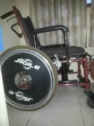 Olá cadeira de rodas