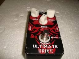 Pedal Joyo Ultimate Drive Jf-02 na Musical Brother