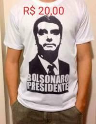 Camiseta Bolsonaro