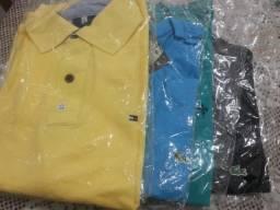 Vendo kit 4 Camisas masculina R$:100,00