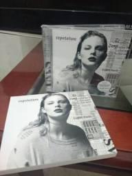 CD Taylor Swift - Reputation novo em perfeito estado