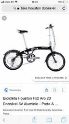 Vendo bike dobrável Houston