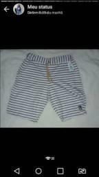 Shorts moleton