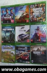 Jogos Xbox ONE Novos & Lacrados