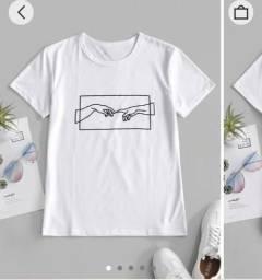 Camiseta nunca utilizada