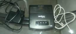 Imperdível modem e roteador