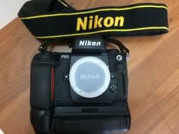 Câmeras Nikon - Analógica