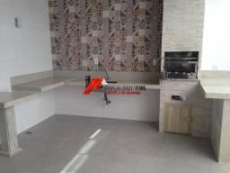 Casa nova com área gourmet e 02 vagas no bairro Belvedere