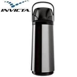Garrafa Térmica INOX 1,0 Litro Invicta 9741