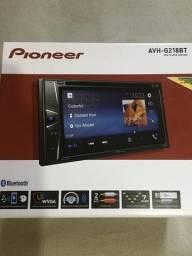 Multimídia Pionner AVH - G218BT