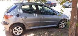 Peugeot 206 1.6 Passion ano 2001 - 2001