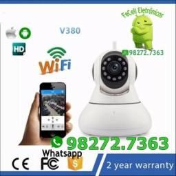 IP/V380 Cam - (Câmera de Segurança)