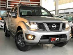 Nissan Frontier 2.5 SV Attack 4x4 AT - 2015