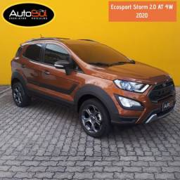 FORD ECOSPORT 2019/2019 2.0 DIRECT FLEX STORM 4WD AUTOMÁTICO - 2019