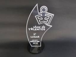 Troféu de Acrílico