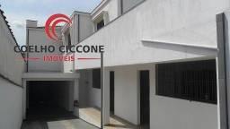 Casa para alugar com 3 dormitórios em Santa paula, São caetano do sul cod:1530