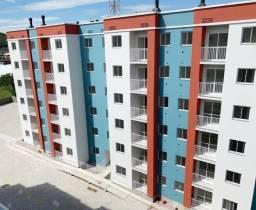 Apartamento para alugar com 2 dormitórios em Fundos, Biguaçu cod:3308