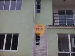 Sobrado com 3 dormitórios à venda, 110 m² por R$ 350.000 - Capão Raso - Curitiba/PR