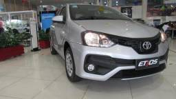 Toyota Etios Hatch X Plus 1.5 (Flex)