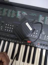 Pedal teclado