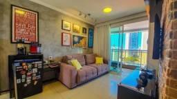 Apartamento à venda, 72 m² por R$ 499.000,00 - Guararapes - Fortaleza/CE
