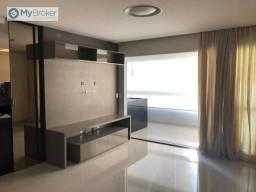 Apartamento com 4 dormitórios à venda, 148 m² por R$ 810.000,00 - Jardim Goiás - Goiânia/G