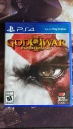 God of War 3 PS4 Usado