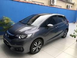 Honda Fit EX/S 1.5, super confortável e espaçoso - 2018