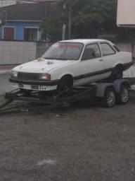 Chevette turbo ou troco outro carro - 1987