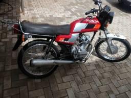 Honda Cg 125 ML. L e i l a o - 1987