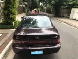 Camry 1993 Preço real R$ 6.500 veículo sem motor Aceito troca por MOTO