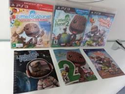Games Infantil p/ Playstation 3