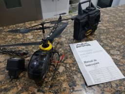 Helicóptero de controle remoto candide Batman