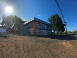 Galpão/depósito/armazém para alugar em Quarta linha, Criciúma cod:24316
