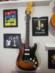 Guitarra Vintage V6 Cap Fender, usado comprar usado  São Paulo