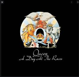 LP Vinil - Queen - A Day at the Races 1976
