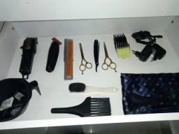 Kit completo barbeiro