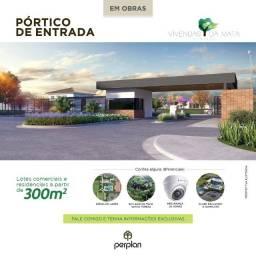 Residencial Fechado Zona Sul - Terreno 300 m² - Entrega em Outubro 2020