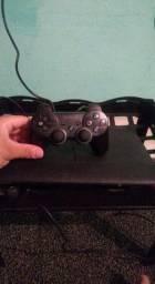 Vendo PS3 novo 2 dias de usou