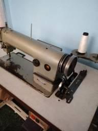 Máquina industrial costura reta modelo juki