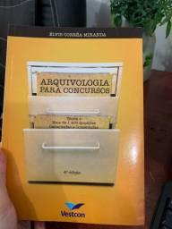 Arquivologia para concursos - Teoria e mais de 1.400 questões